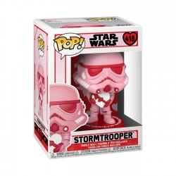 Figura Stormtrooper San Valentín Star Wars Funko Pop
