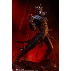 Estatua The Batman Who Laughs El Batman Que Ríe Escala 1:4 Premium Format Sideshow