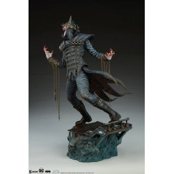 Estatua The Batman Who Laughs El Batman Que Ríe Escala 1:4 Premium Format Sideshow