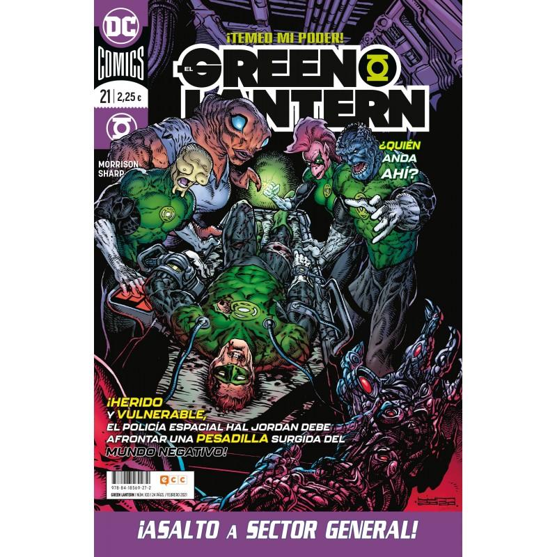 El Green Lantern 103 / 21