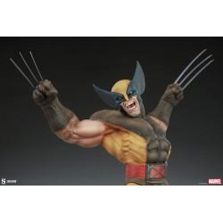 Estatua Wolverine Lobezno Escala 1:4 Premium Format Sideshow