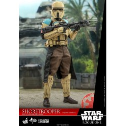 Figura Shoretrooper Squad Leader Star Wars Rogue One Hot Toys