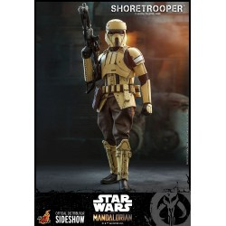 Figura Shoretrooper Star Wars The Mandalorian Hot Toys