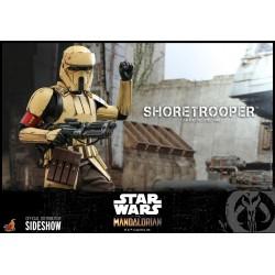 Figura Shoretrooper Star Wars The Mandalorian Hot Toys