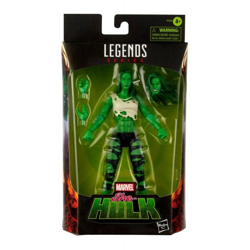 Figura Hulka She-Hulk Marvel Legends 2021