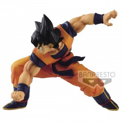 Figura Son Goku Dragon Ball Super Son Goku Fes Vol 14 Banpresto