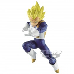 Figura Super Saiyan Vegeta Dragon Ball Super Chosenshiretsuden II Vol 5 Banpresto