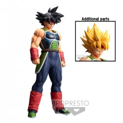 Figura Bardock Dragon Ball Z Grandista Nero Banpresto