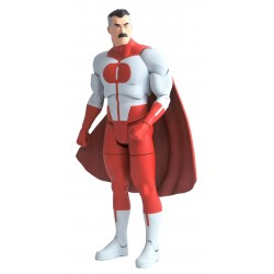 Figura Omni Man Invencible Nolan Grayson Invincible Series 1