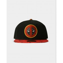 Gorra Deadpool Grafitti Marvel