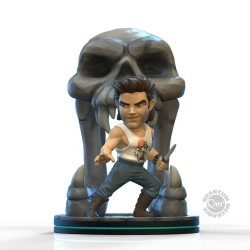 Figura Jack Burton Golpe En La Pequeña China Q-Fig Quantum Mechanix