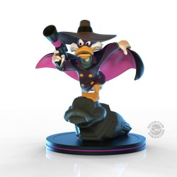 Figura Darkwing Duck Disney Pato Darkwing Q-Fig Quantum Mechanix