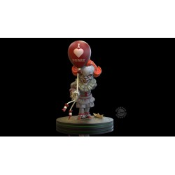 Figura Pennywise Payaso It Q-Fig Quantum Mechanix