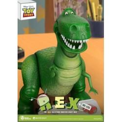 Estatua Rex Toy Story Pixar Disney  Master Craft Beast Kingdom Disney