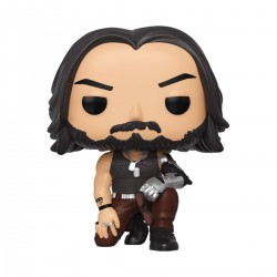 Figura Johnny Silverhand Cyberpunk 2077 Funko Pop Games