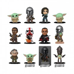 Funko Mistery Mini The Mandalorian Specialty Series 12 Figuras