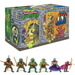 Playset Sewer Lair Guarida Alcantarilla Tortugas Ninja TMNT PLaymates