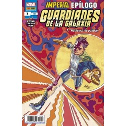 Guardianes de la Galaxia 7 / 82