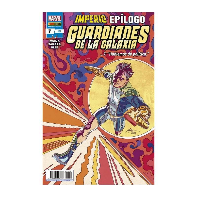 Guardianes de la Galaxia 7 / 82