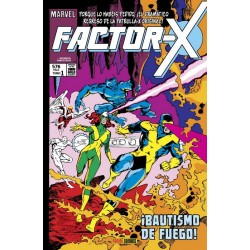 Factor-X 1. Bautismo De Fuego (Marvel Gold)