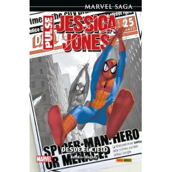 Jessica Jones: The Pulse 1. Desde El Cielo (Marvel Saga 112)
