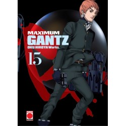Maximum Gantz 15