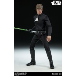 Figura Luke Skywalker Deluxe Star Wars El Retorno del Jedi Sideshow