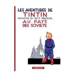 Tintin Au Pays Des Soviets. En francés