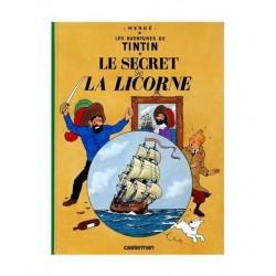 Tintin Le Secret De La Licorne. En Francés.