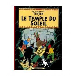 Tintin Le Temple Du Soleil. En Francés.