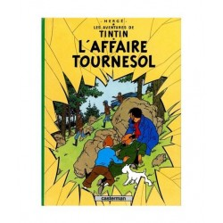 Tintin L´Affaire Tournesol. En Francés.