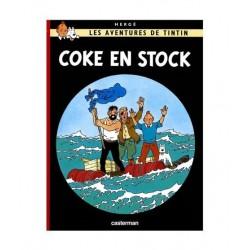 Tintin Coke En Stock. En Francés.
