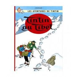 Tintin Au Tibet. En Francés.