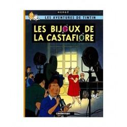 Tintin Les Bijoux De La Castafiore. En Francés.