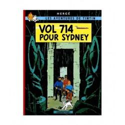 Tintin Voul 714 Por Sydney. En Francés.