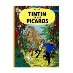Tintin Et Les Picaros. En Francés.