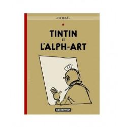 Tintin Et L´Alph Art. En Francés.