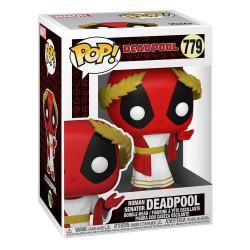 Figura Marvel Deadpool 30 Aniversario Senador Romano Funko Pop