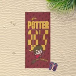 Toalla Microfibra Harry Potter