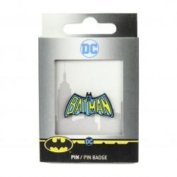 Pin Metálico Batman Logo Vintage