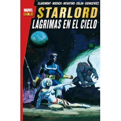 Starlord: Lágrimas en el...