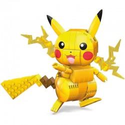 Pikachu Pokemon Mega Construx Mattel