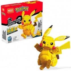 Jumbo Pikachu Pokemon Mega Construx Mattel