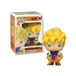 Super Saiyan Goku Primera Aparición Dragon Ball Z Funko POP 860