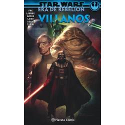 Star Wars Era de la Rebelión: Villanos ( Tomo Recopilatorio)