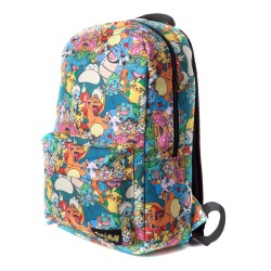 Mochila Pikachu Pokemon Full Print