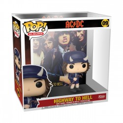 Figura Angus Young AC/DC Highway to Hell Funko POP Albums 9