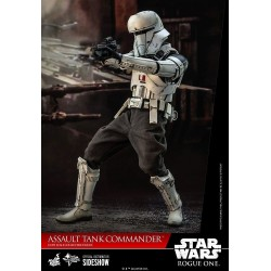 Figura Assault Tank Commander Star Wars Rogue One Hot Toys
