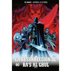 Batman, La Leyenda 45. La Resurrección de Ra´s Al Ghul 1