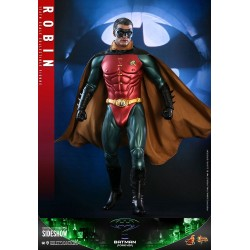 Figura Robin Batman Forever Hot Toys Escala